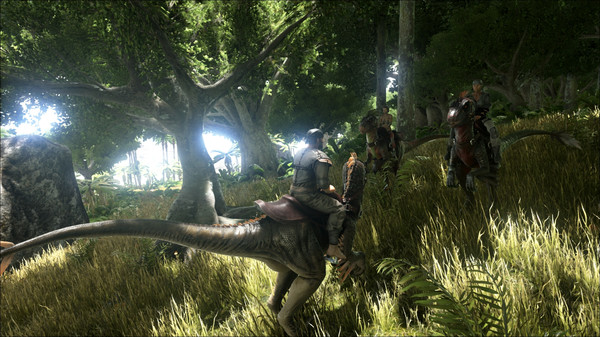 ARK Survival Evolved PC Game Download