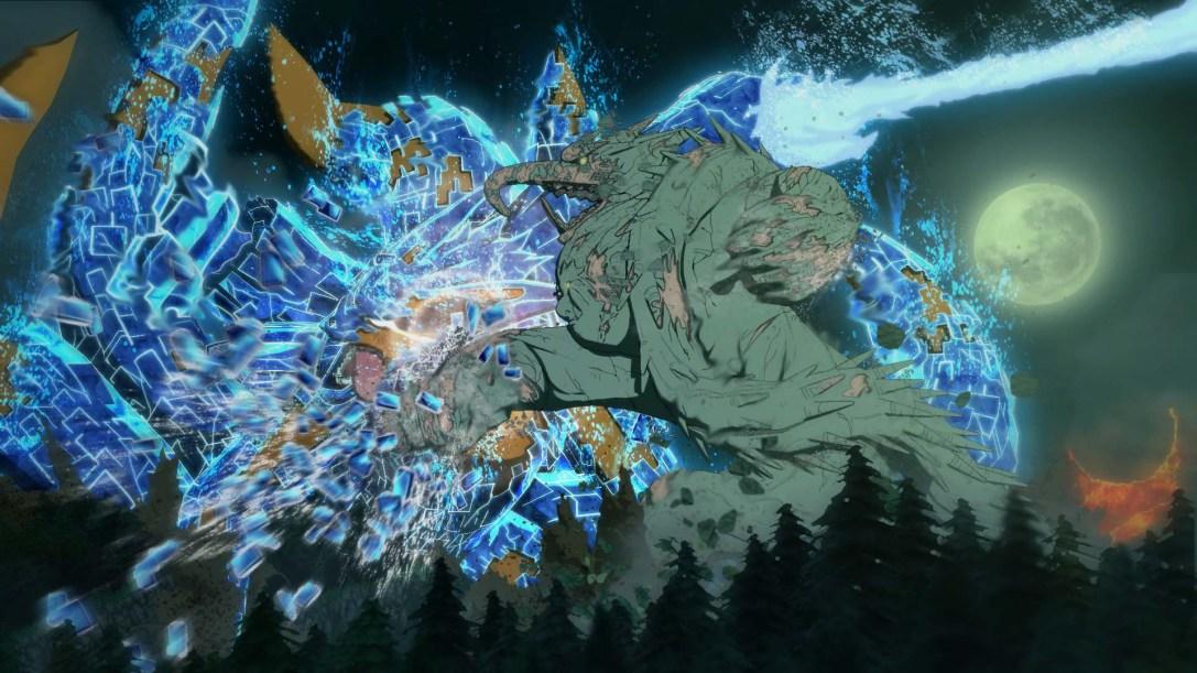 NARUTO SHIPPUDEN: Ultimate Ninja STORM 4  PREVIEW