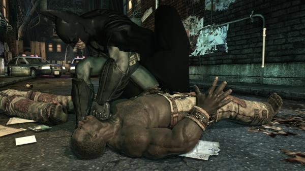 Batman: Arkham Asylum