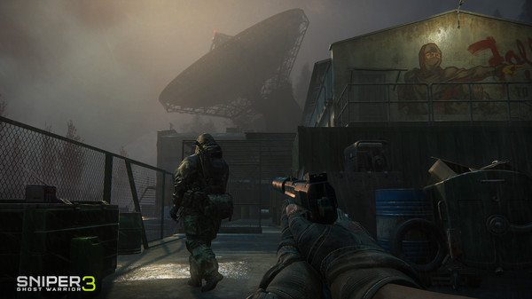 Sniper Ghost Warrior 3 torrent