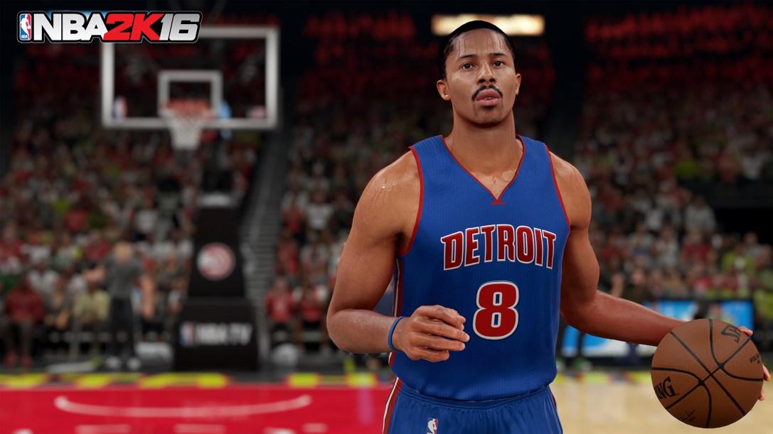 NBA 2K16 PREVIEW