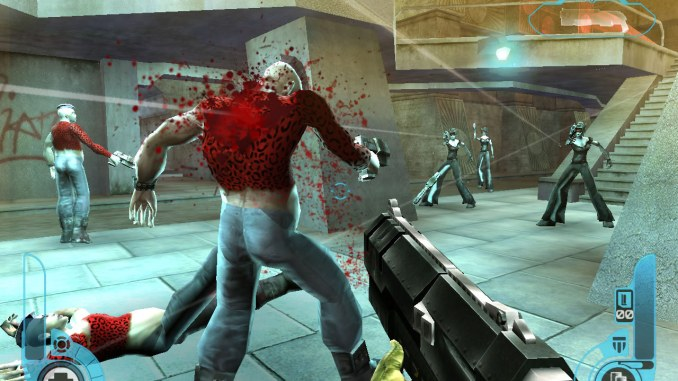Judge Dredd: Dredd vs. Death screenshot 2