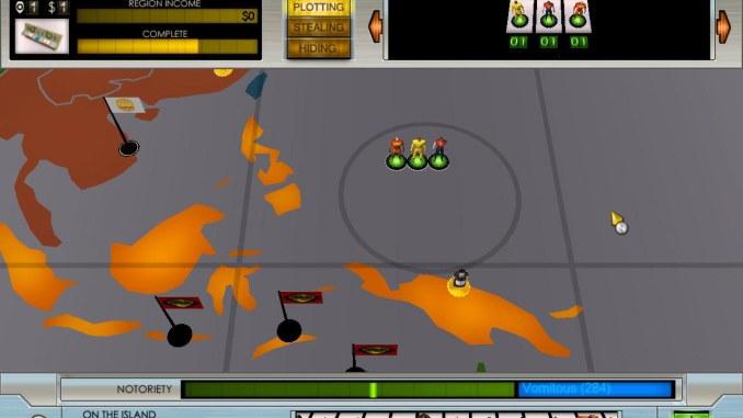 Evil Genius screenshot 3