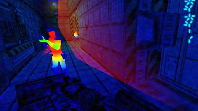 Aliens versus Predator Classic 2000 screenshot 2