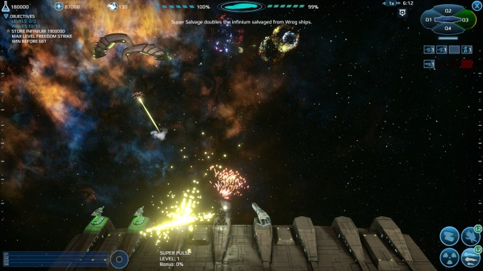 Infinium Strike screenshot 2