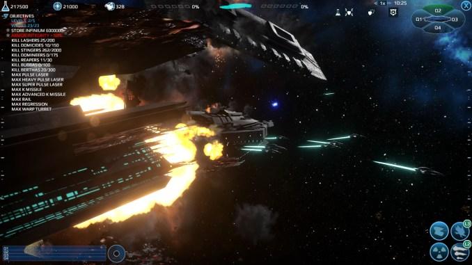 Infinium Strike screenshot 3