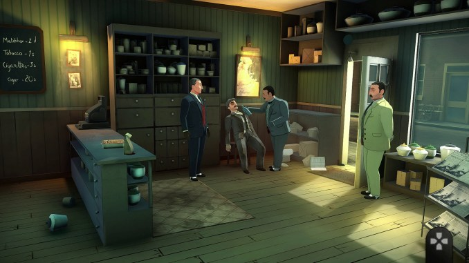 Agatha Christie: The ABC Murders screenshot 2