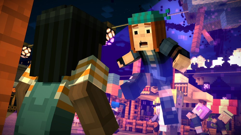 Download Minecraft Story Mode Completo