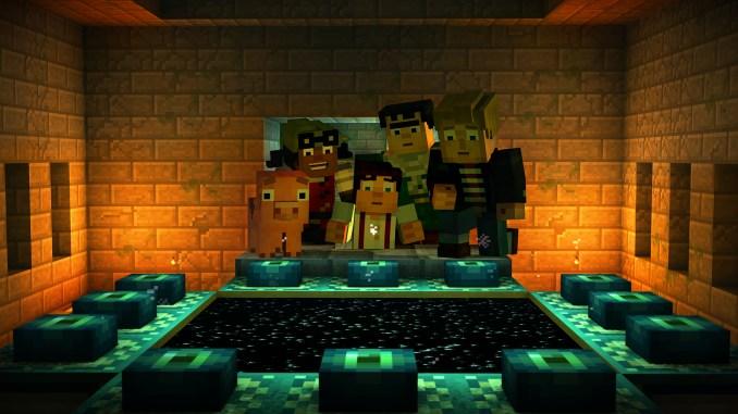 Minecraft: Story Mode screenshot 3