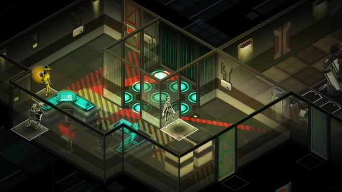 Invisible, Inc. Contingency Plan screenshot 2