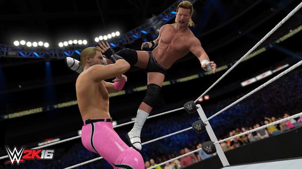 WWE 2K16 [Español - ISO -Crack] [PC]