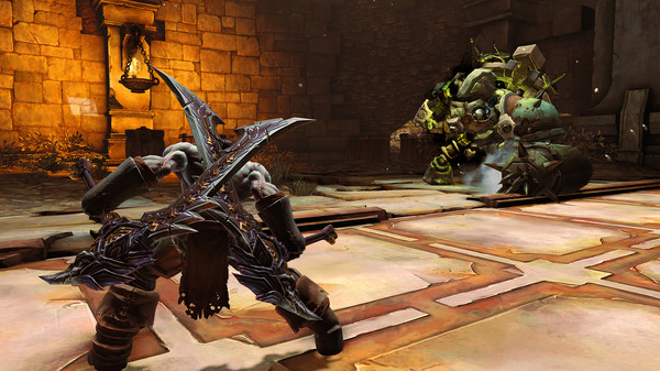 DARKSIDERS II DEATHINITIVE EDITION cracked