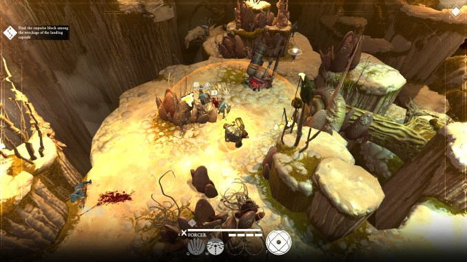 We Are The Dwarves screenshot 3
