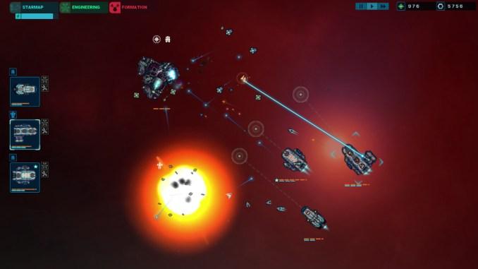 Battlestation: Harbinger screenshot 2