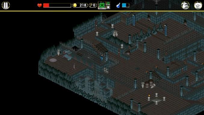 Little Big Adventure screenshot 2
