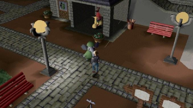 Little Big Adventure 2 screenshot 1