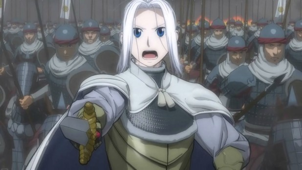 Arslan: The Warriors of Legend image 1