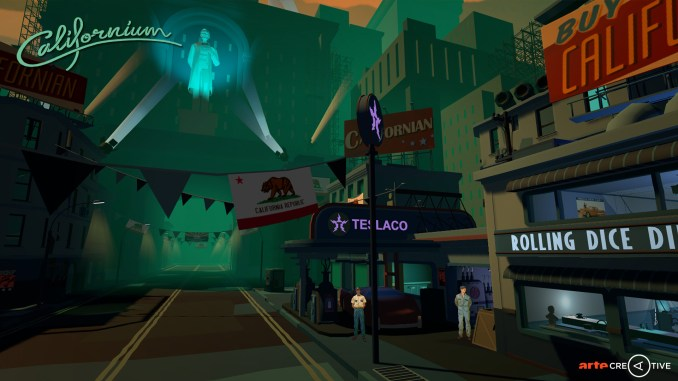 Californium screenshot 3