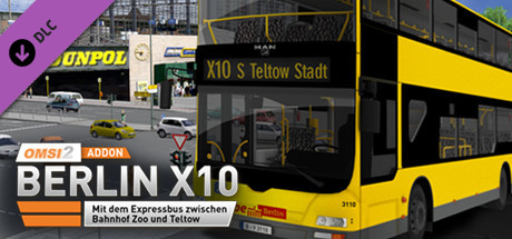OMSI 2 - Berlin X10 DLC (@ Steam)