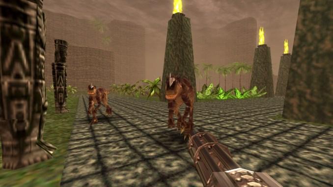 Turok Remastered screenshot 2