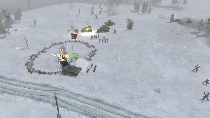 Codename Panzers: Phase One screenshot 1