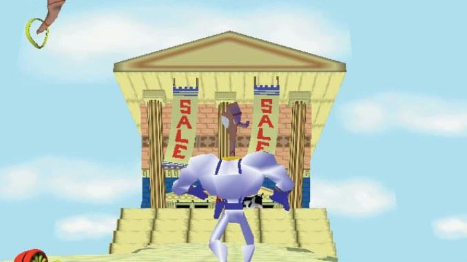 Earthworm Jim 3D screenshot 3