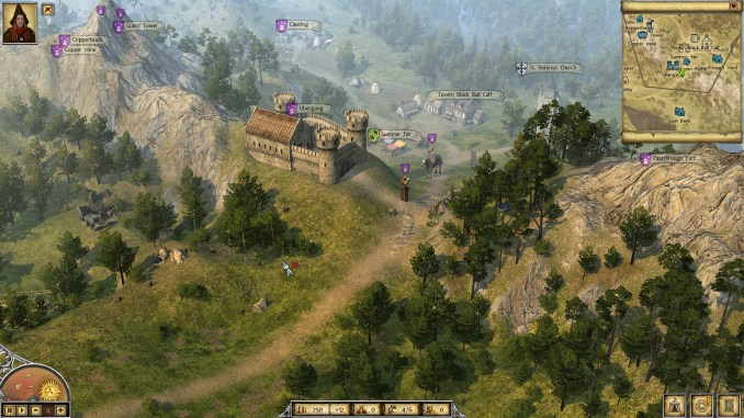 Legends of Eisenwald: Road to Iron Forest screenshot 2