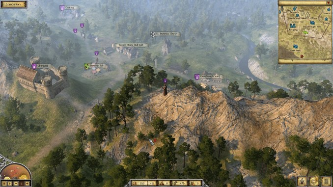 Legends of Eisenwald: Road to Iron Forest screenshot 3