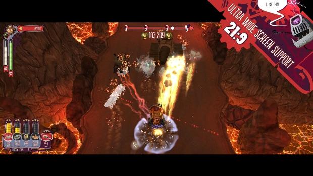 Pressure Overdrive-CODEX-24 - Game Screenshot