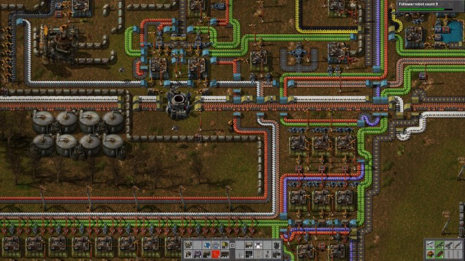 Factorio screenshot 1