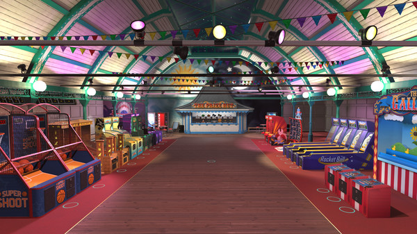 Image result for the pierhead arcade playstation vr