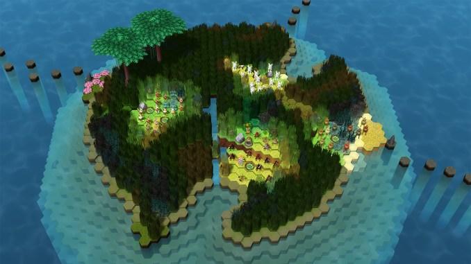 Niche - a genetics survival game screenshot 1