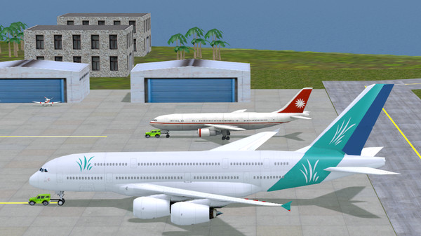 Airport Madness 3D Free Download