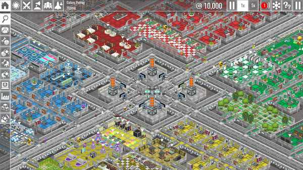 The Spatials: Galactology Free Download