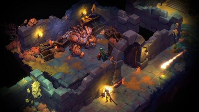 Battle Chasers: Nightwar screenshot 3
