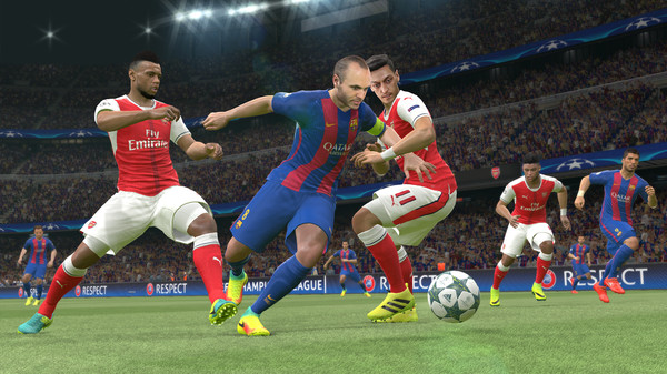 Pro Evolution Soccer 2017 Online Crack for PC