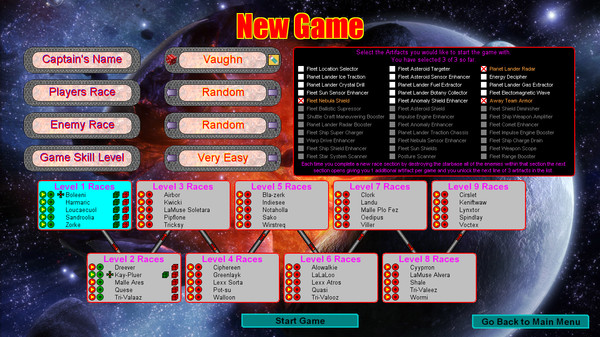 Star Fleet Armada Rogue Adventures Free Download