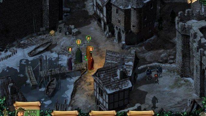 Robin Hood: The Legend of Sherwood screenshot 2