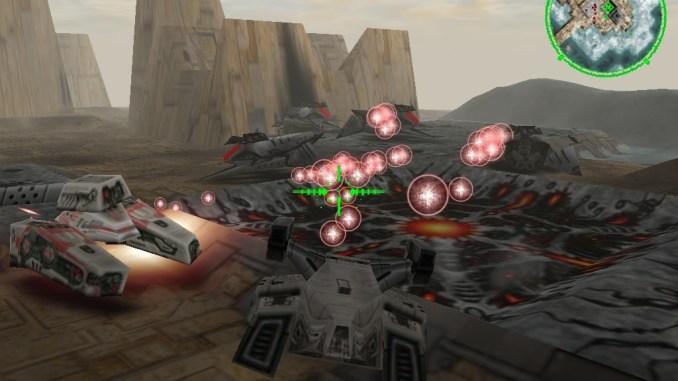 Uprising 2: Lead and Destroy screenshot 2