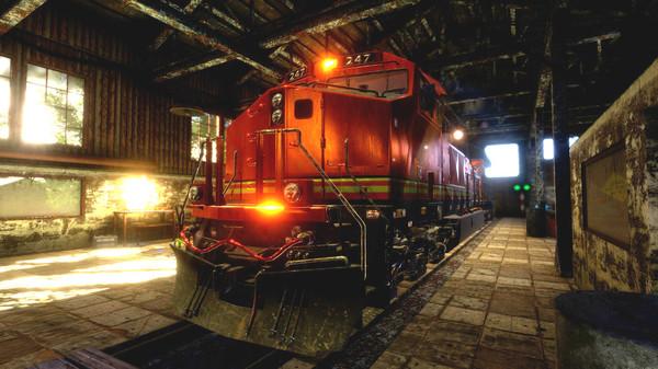Train Mechanic Simulator 2017-HI2U