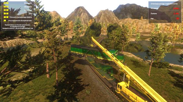 Train Mechanic Simulator 2016 game pc