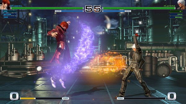 the king of fighters xiii crack