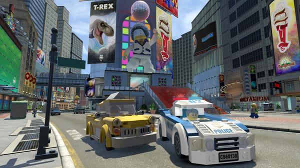 Lego City: Undercover Cracked