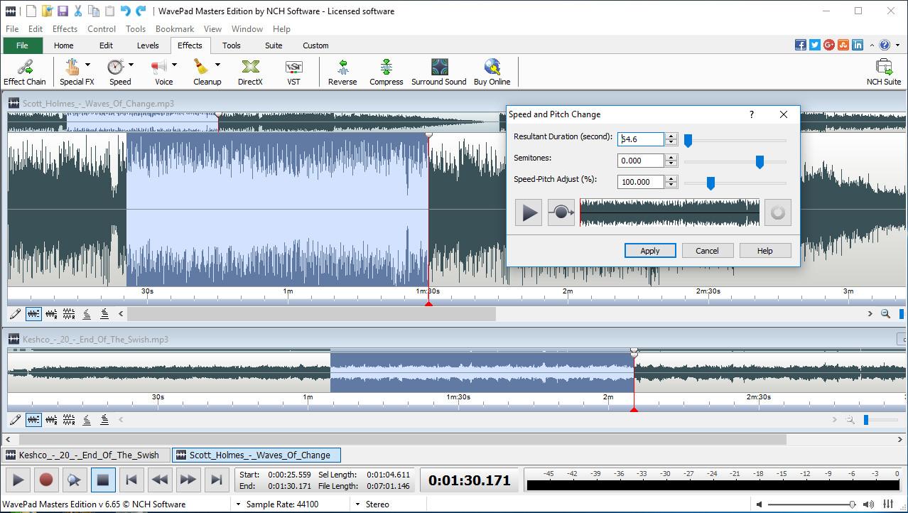WavePad Audio Editor on Steam