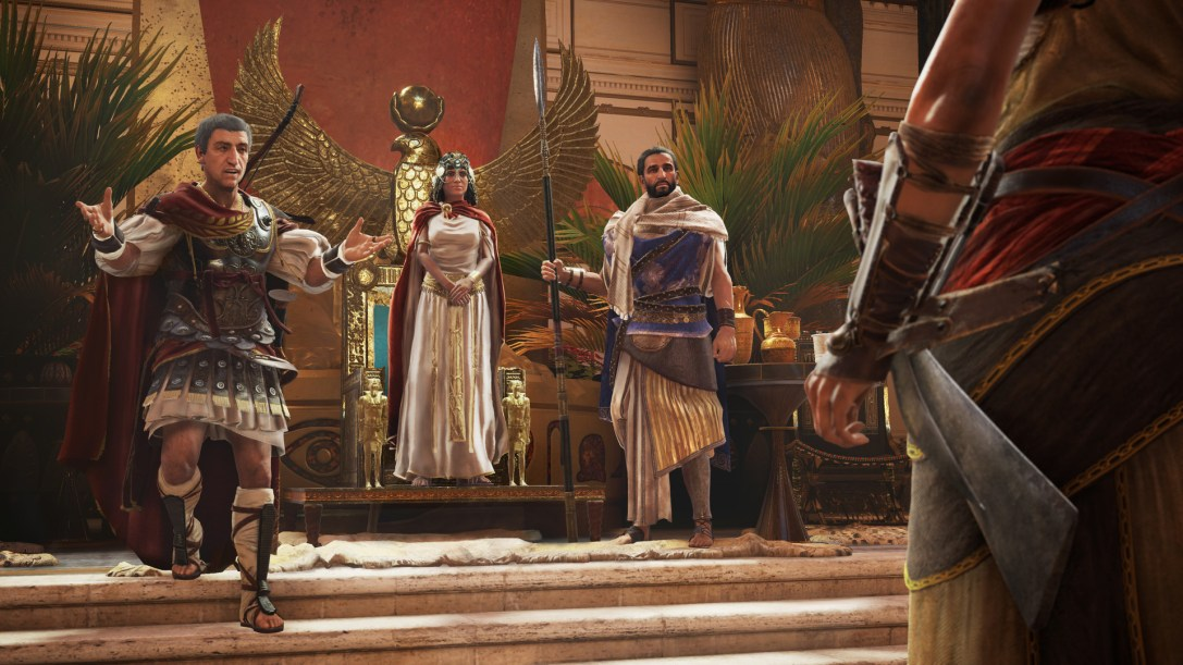 Assassin's Creed® Origins  PREVIEW