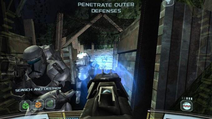 Star Wars: Republic Commando screenshot 3