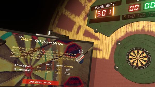 VR Darts Free Download