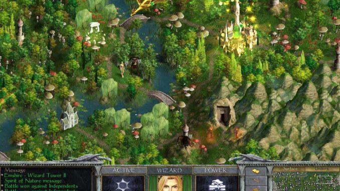 Age of Wonders: Shadow Magic screenshot 1