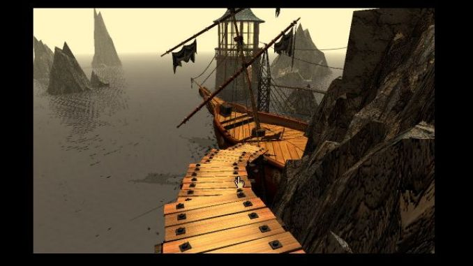 Myst Masterpiece Edition screenshot 2