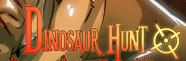 Dinosaur Hunt First Blood